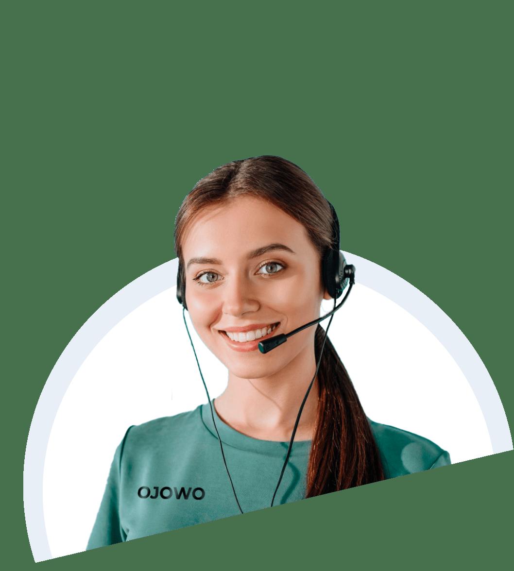 Служба поддержки сервиса для продажи онлайн курсов OJOWO