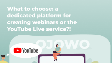What to choose: a dedicated platform for creating webinars or YouTube Live?